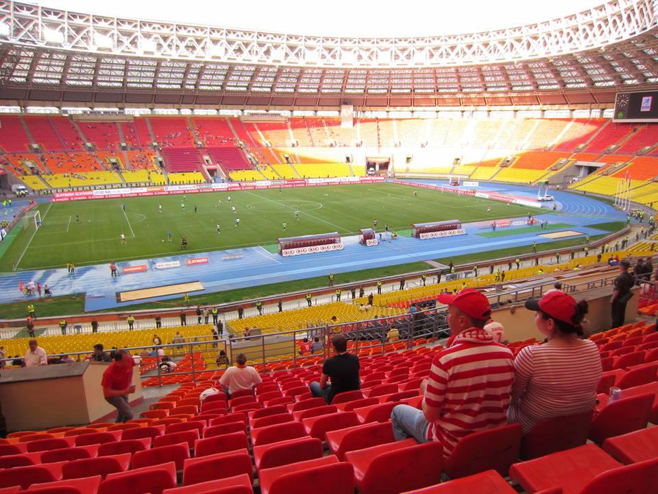 Goodbye, Lenin! – Spartak's Farewell to the Luzhniki