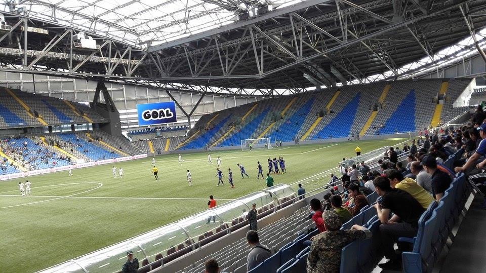 Astana vs Manchester United will take place at the Nursultan Arena Arena in Nursultan.