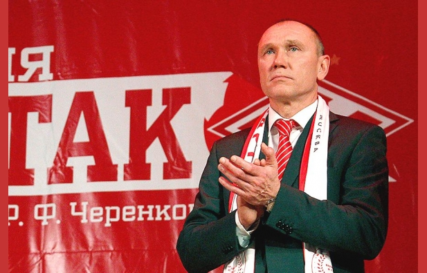 Sergey Rodionov – The Elk Returns to Fix Spartak