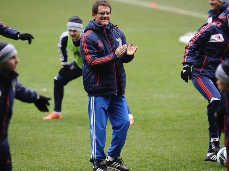 Fabio Capello – Russia's Football Scapegoat