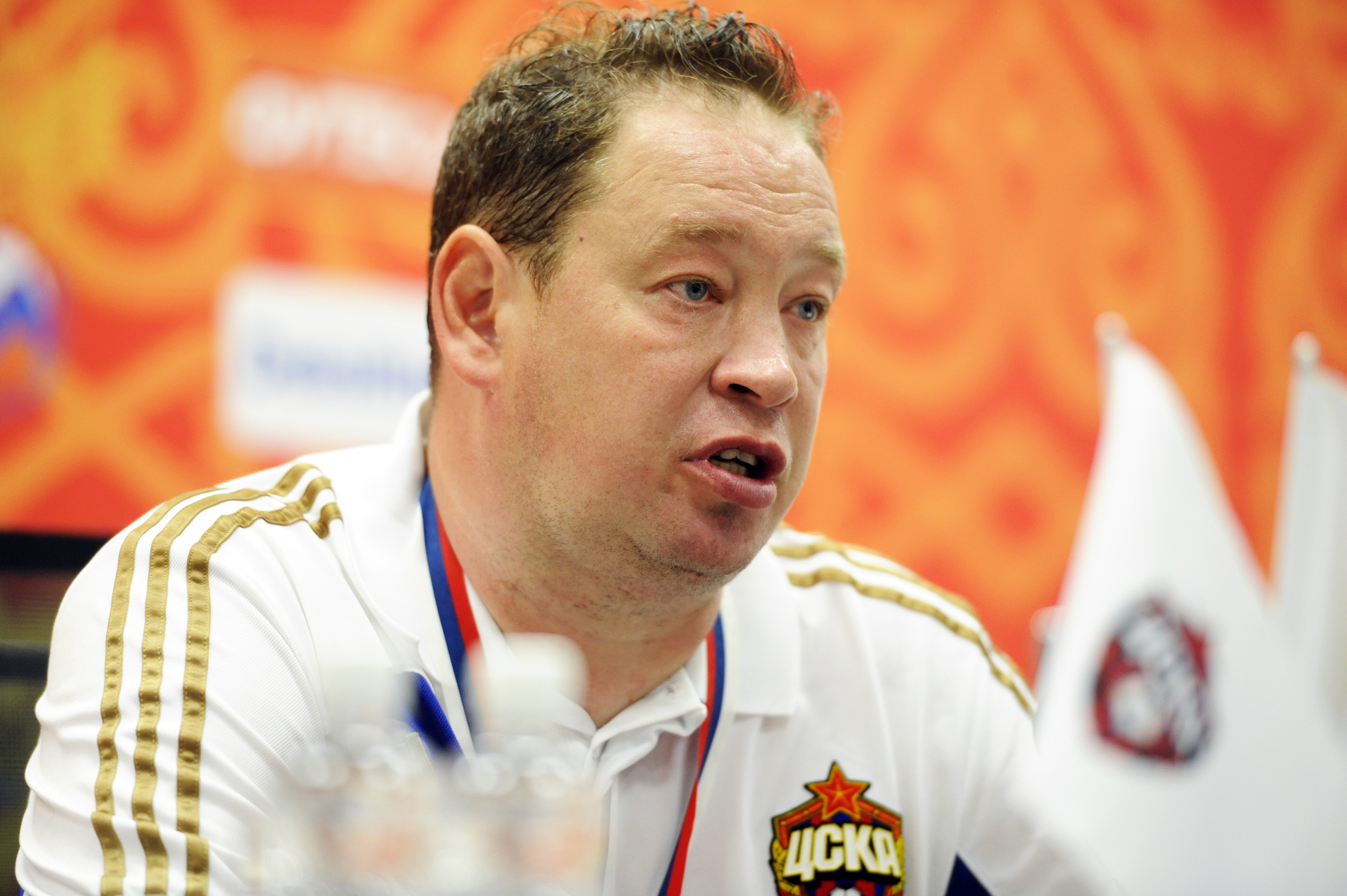 Leonid Slutsky – A New General For Russia's National Team