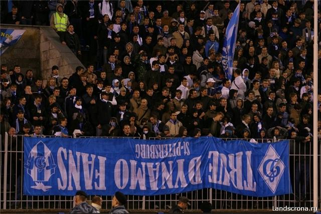 Dinamo Saint Petersburg – New Ambitions In the Shadow Of Zenit