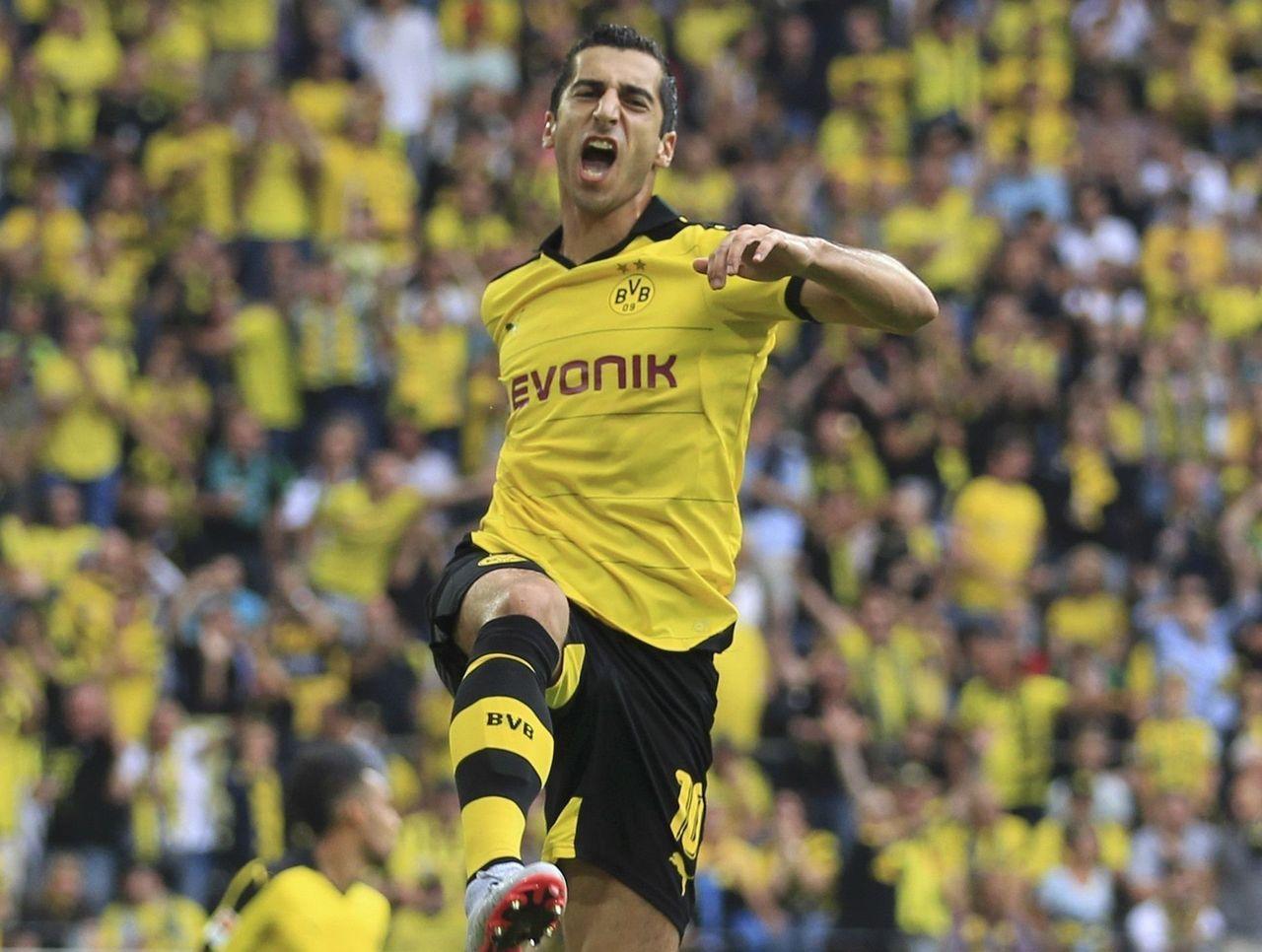 Borussia Dortmund Faces Mkhitaryan Visa Nightmare Before Europa League Match