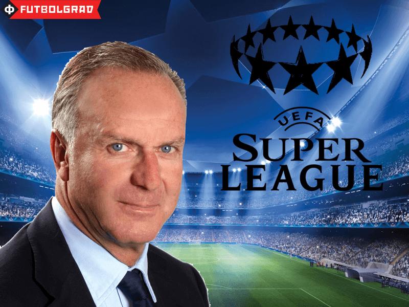The Spectre of the European Super League