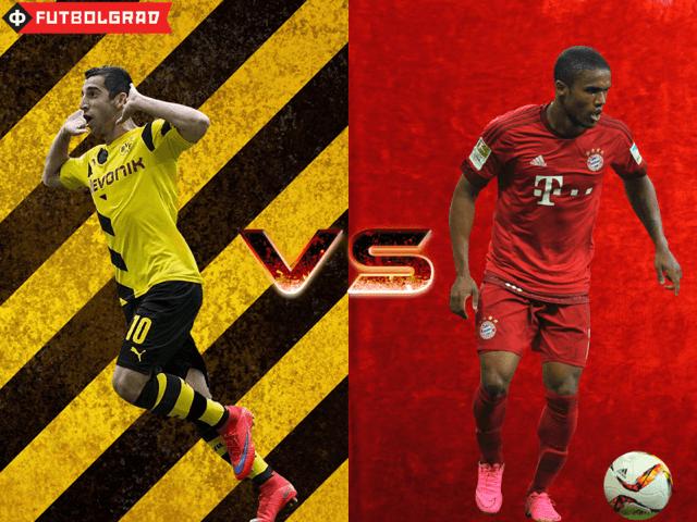 Borussia Dortmund vs Bayern Munich – The Battle of the Shakhtar Graduates