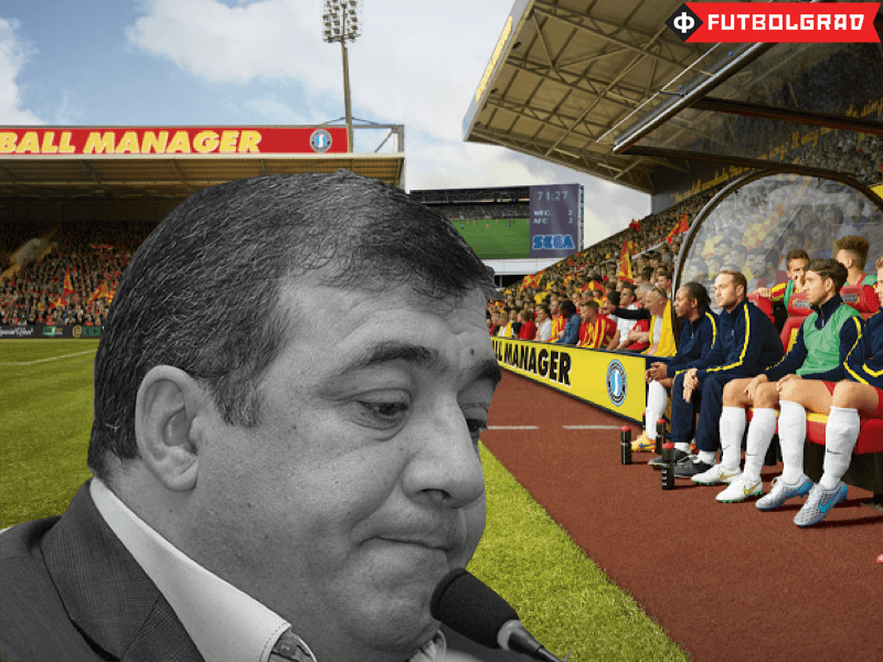 Hayrapetyan and the Armenian Fantasy Football Team