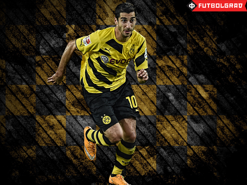 Liverpool vs Borussia Dortmund – The Mkhitaryan Factor