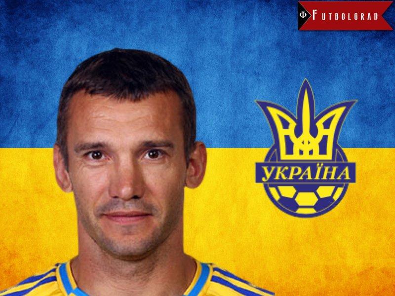 Shevchenko Becomes Ukraine's New Manager