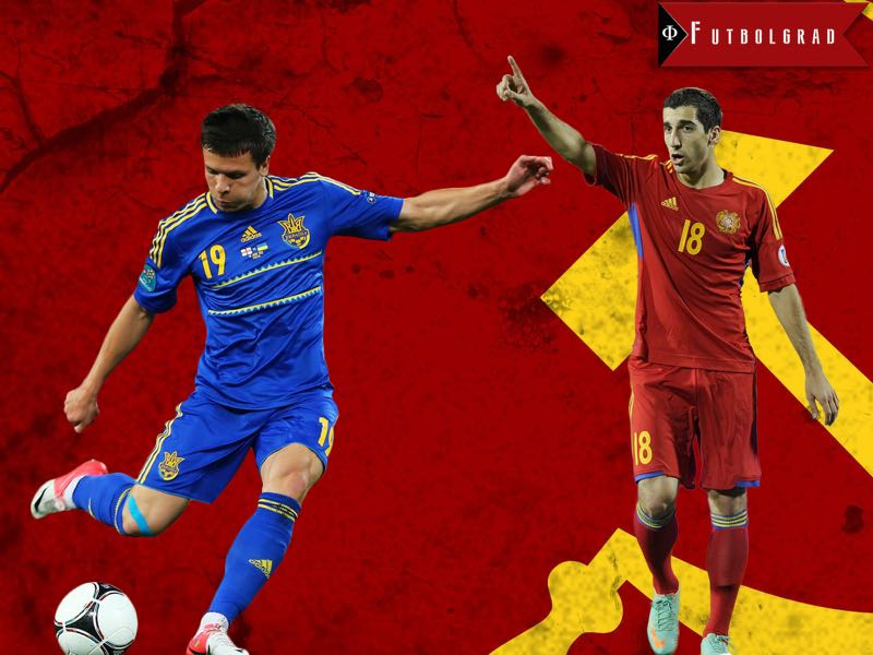 Scout Report: Post-Soviet Football Players Abroad