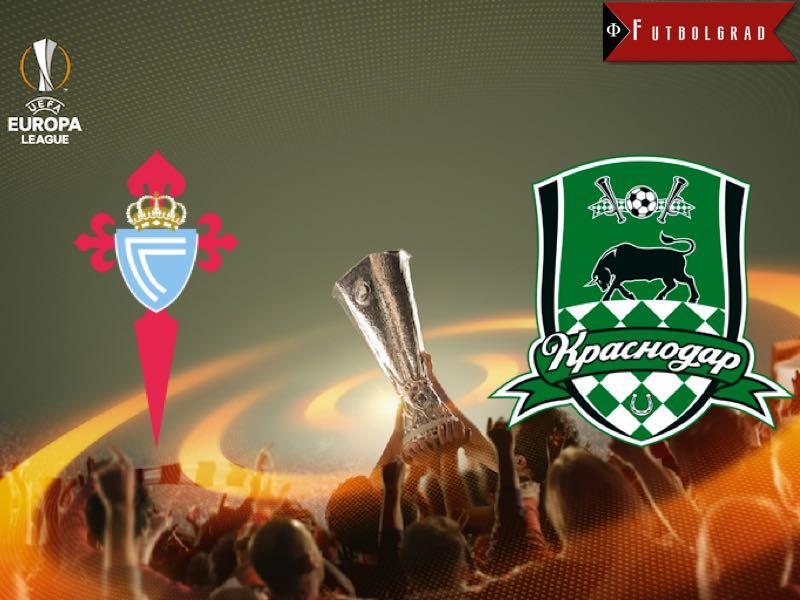 Celta Vigo Krasnodar