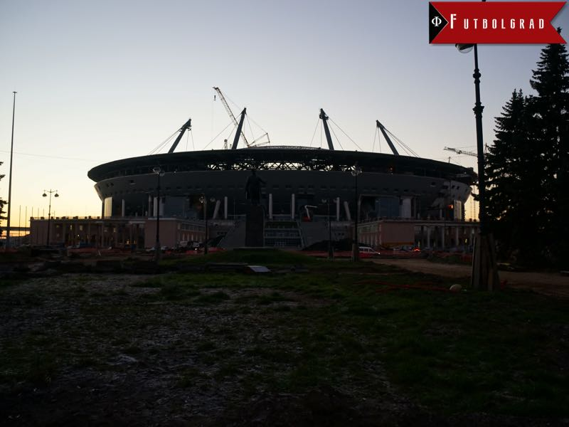 Krestovsky Stadium – The World's Most Expensive Football Stadium Finally Opens