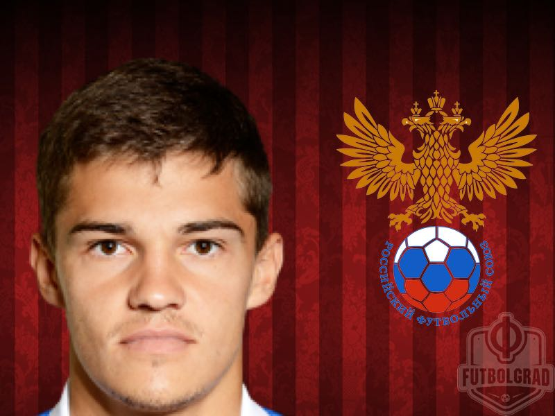Roman Zobnin – Spartak's Transition Player is Ready for the Confederations Cup