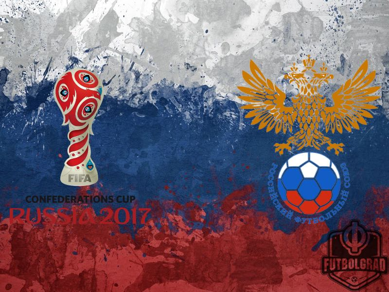 Confederations Cup Preview – Introducing Russia