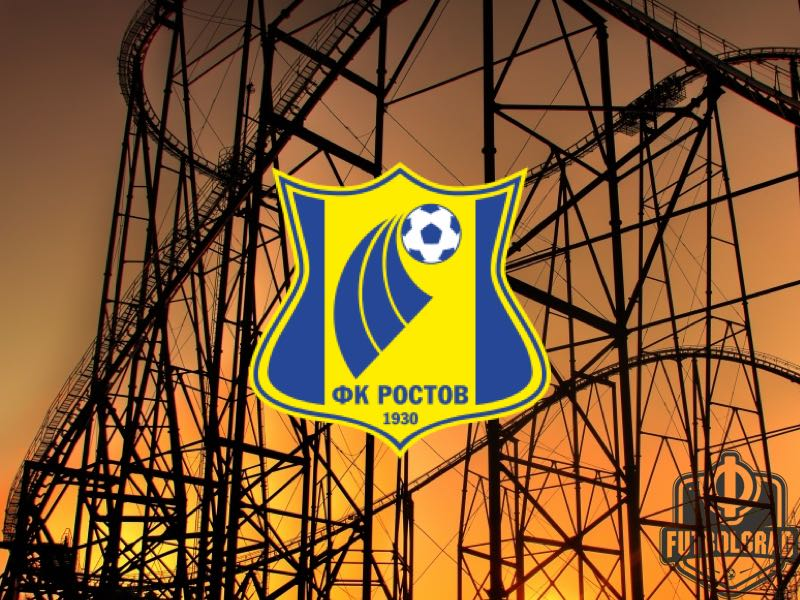 The FC Rostov Rollercoaster Ride is Set to Derail
