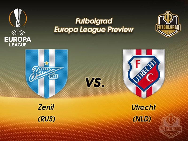 Zenit vs Utrecht – Europa League Preview