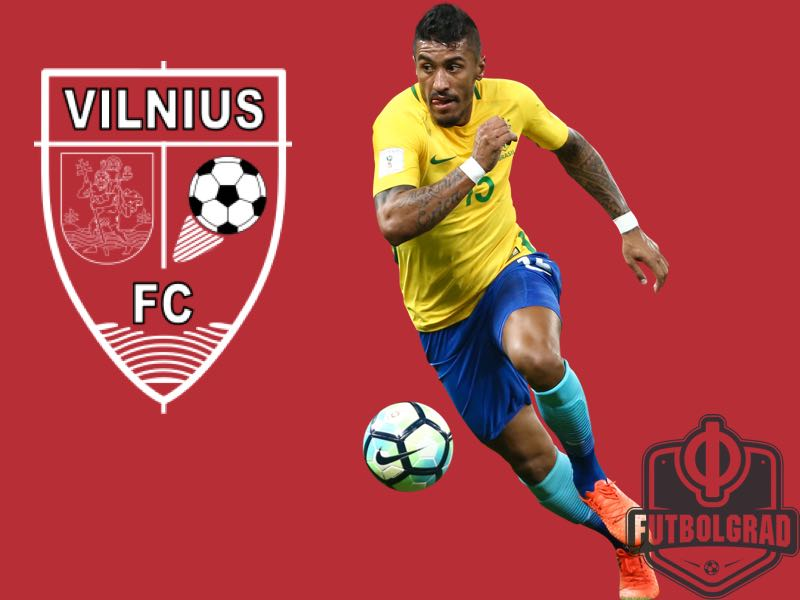FC Vilnius – Paulinho's Lithuanian Foundation