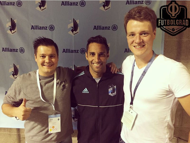 Ibson – From Spartak Moscow to Minnesota United