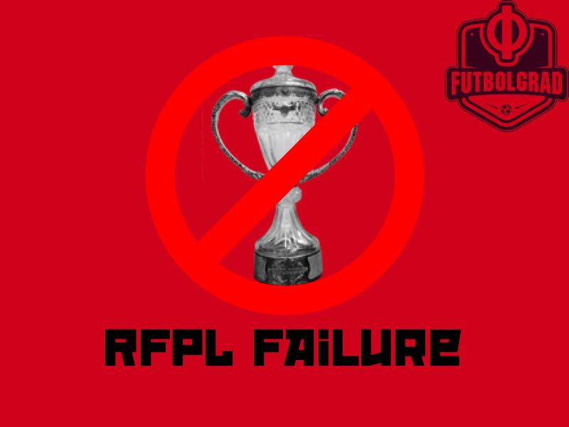 Russian Cup – Zenit Among Ten Eliminated RFPL Teams