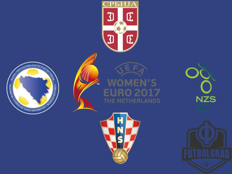 """#WePlayStrong"""": Women's Football in the Balkans"""