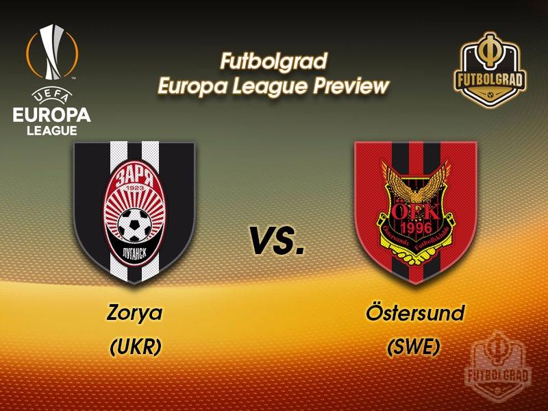Zorya Luhansk vs Östersund – Europa League Preview