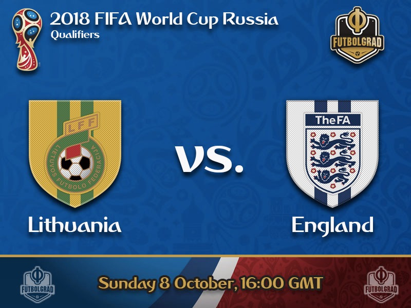 Lithuania vs England – World Cup Qualification Preview