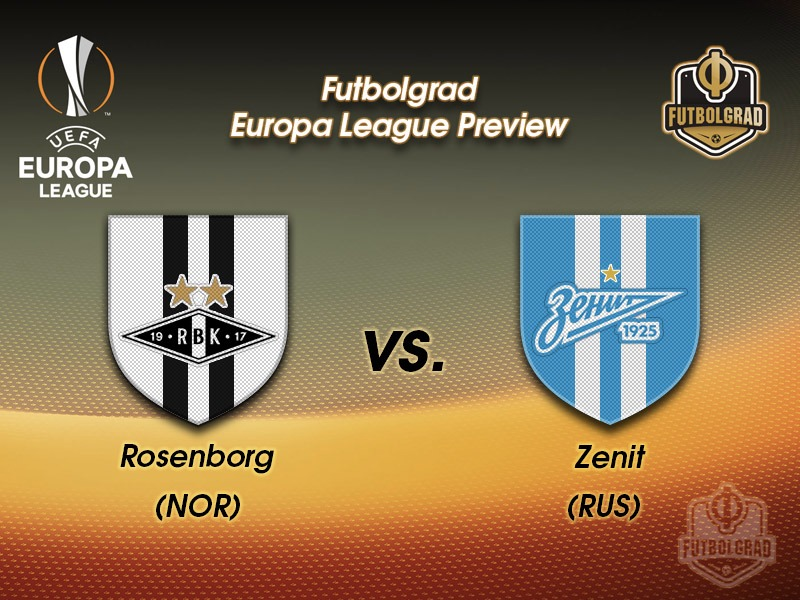 Rosenborg vs Zenit – Europa League Preview