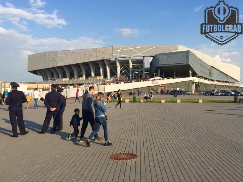 Olexandriya vs Wolfsburg will take place at the Arena Lviv. (Manuel Veth/Futbolgrad Network)