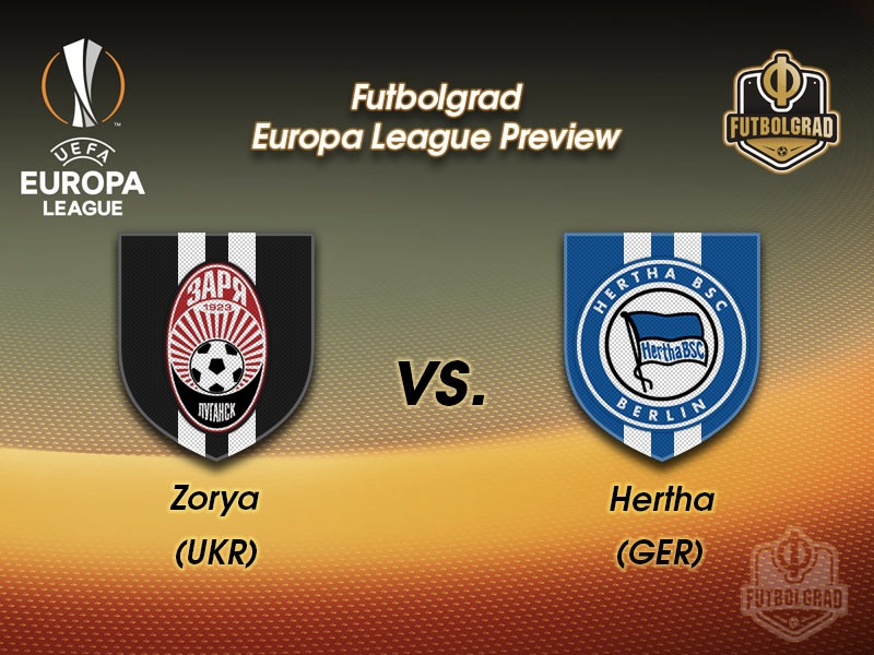 Zorya vs Hertha – The History of a Club in Exile