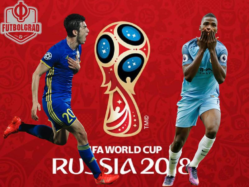 Eleven Rising Talents to Follow at Russia 2018
