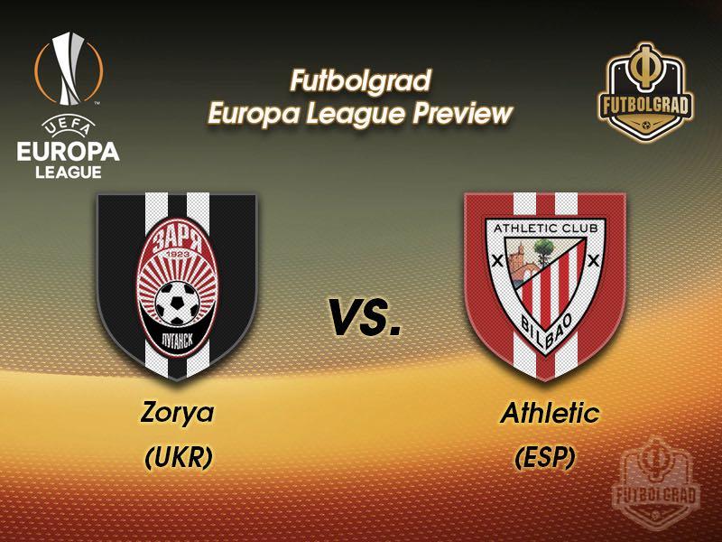 Zorya Luhansk vs Athletic Bilbao – Europa League – Preview