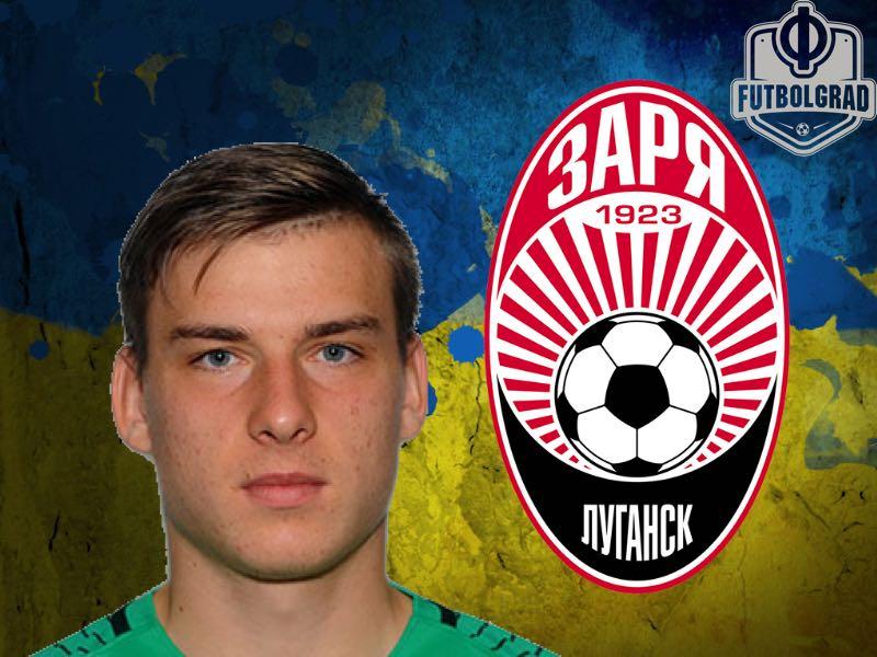 Andriy Lunin – Scouting Zorya Luhansk's Wunderkind