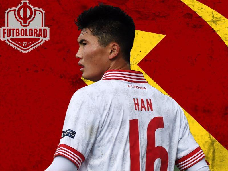 Han Kwang-Son – Juventus, North Korea and the Soviet Precedent