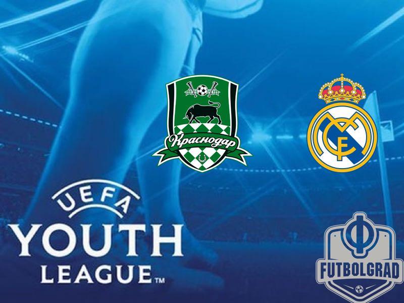 UEFA Youth League – Krasnodar Sets a New Attendance Record