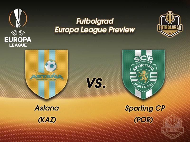 Astana vs Sporting – Europa League – Preview