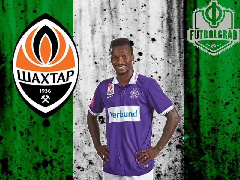 Olarenwaju Kayode – Shakhtar bring in striker on loan from Manchester City
