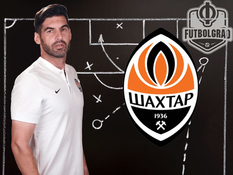 Paulo Fonseca – A tactical prodigy who evolutinised Shakhtar