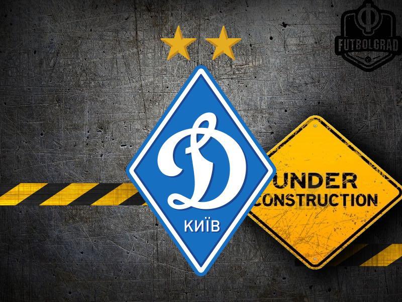 Krasnikov hiring begins restructuring at Dynamo