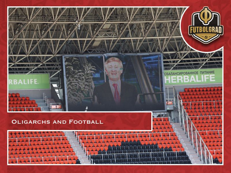Oligarchs and Football – Ukraine's Concoction