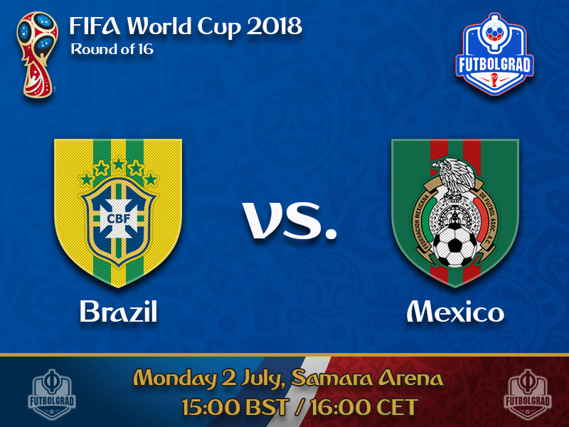Mexico look to break the curse of the fourth game against Brazil