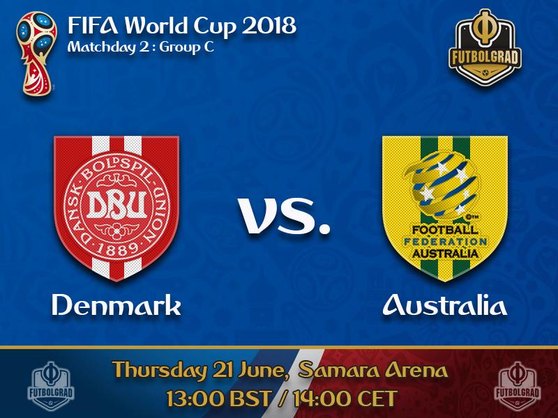Denmark look to make decisive step against Australia