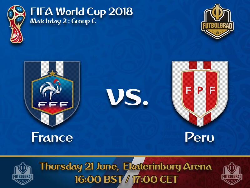 France will need to step it up a gear against a creative, but misfiring, Peru