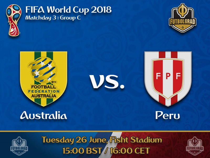 Australia must overcome Peru and hope for France on matchday 3