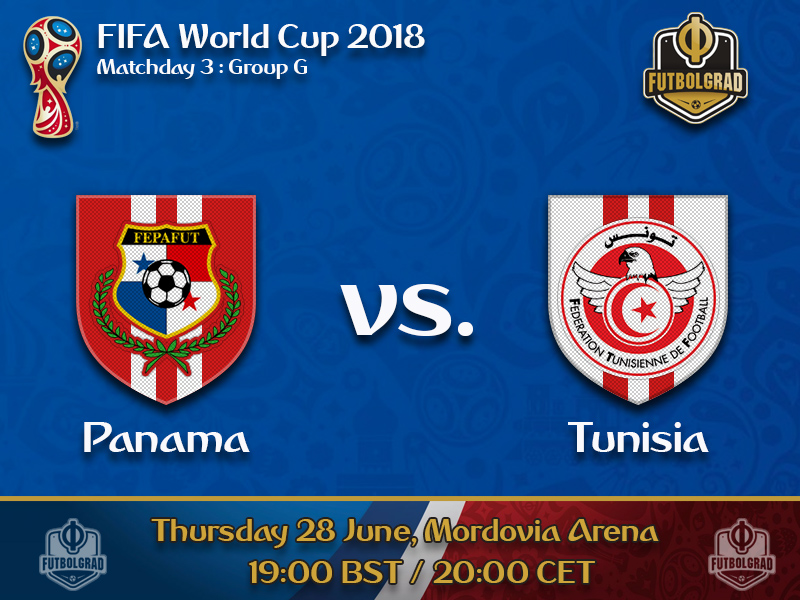 Panama and Tunisia battle each other for a historic World Cup win