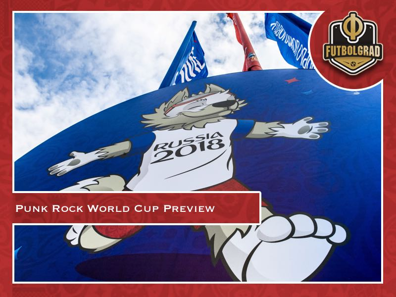 32 Punk Rock Songs from 32 Countries – A musical World Cup preview