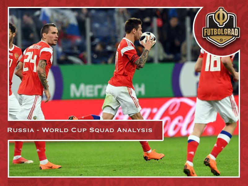 Russia World Cup squad analysis: Cherchesov's tough choices