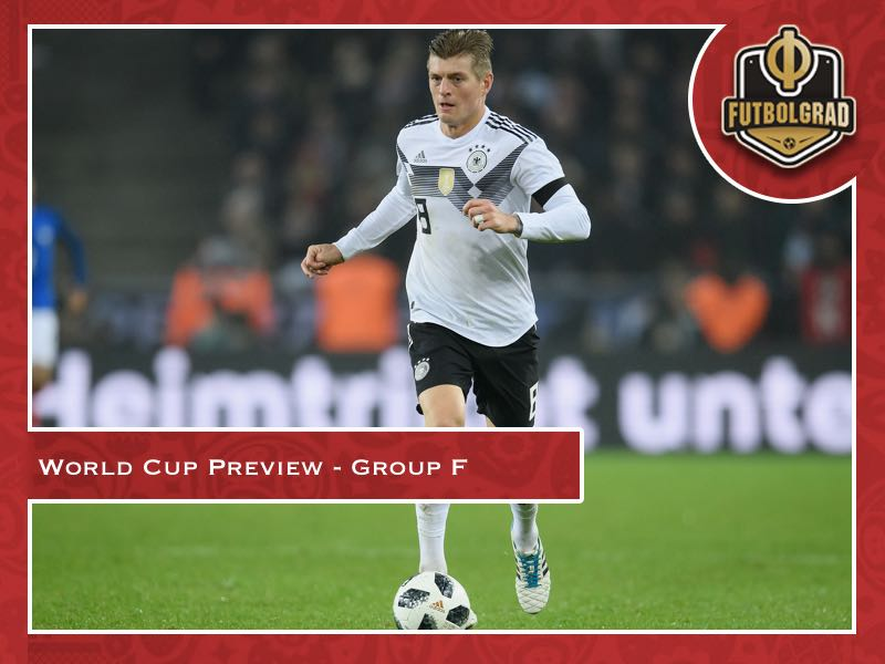 2018 FIFA World Cup – Group F Preview