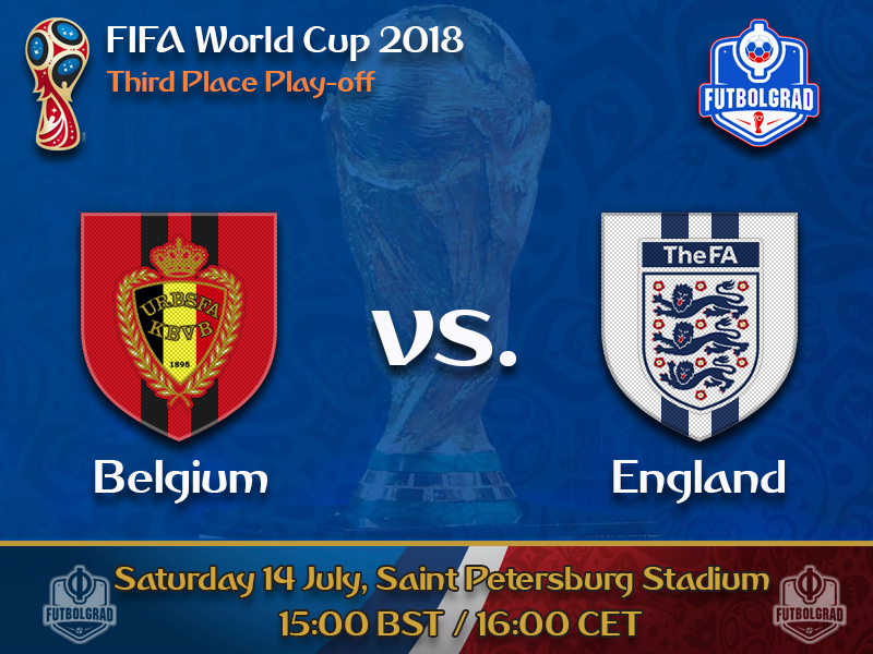 Belgium and England face each other in the thankless little final
