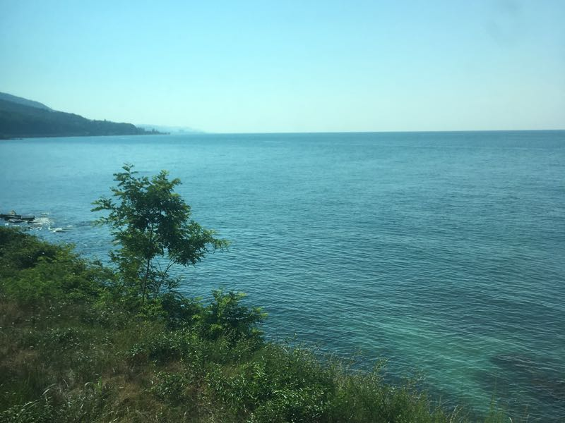 Waking up with a view of the Black Sea (Manuel Veth /Futbolgrad Network)