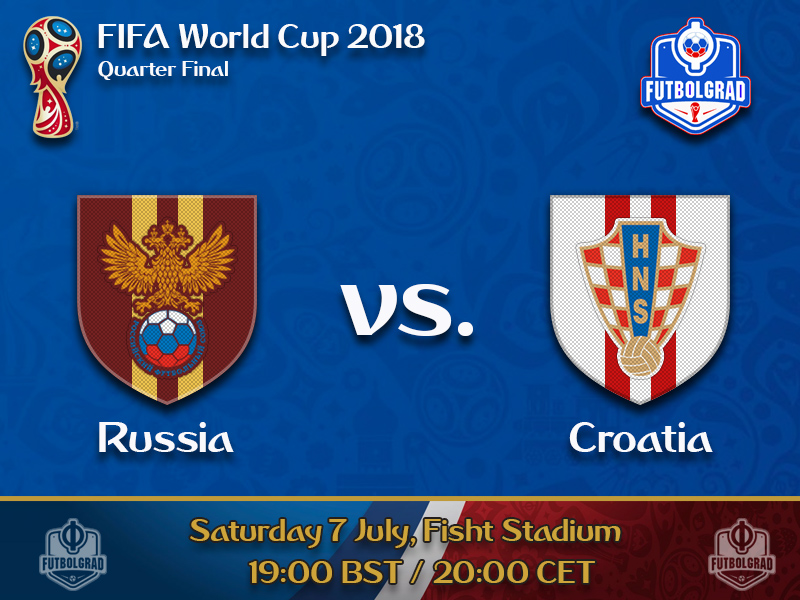 Russia hope to keep the World Cup party going against Croatia