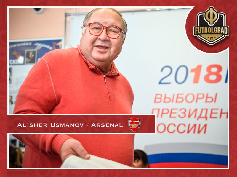 Usmanov sells Arsenal shares to Kroenke – Analysis